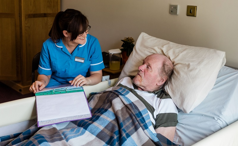 Bedside caring